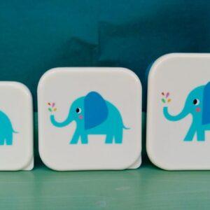 Lunchbox olifant