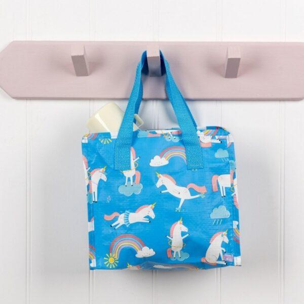 Kindertasje, magical unicorn, eenhoorn
