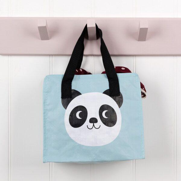 Kindertasje Panda