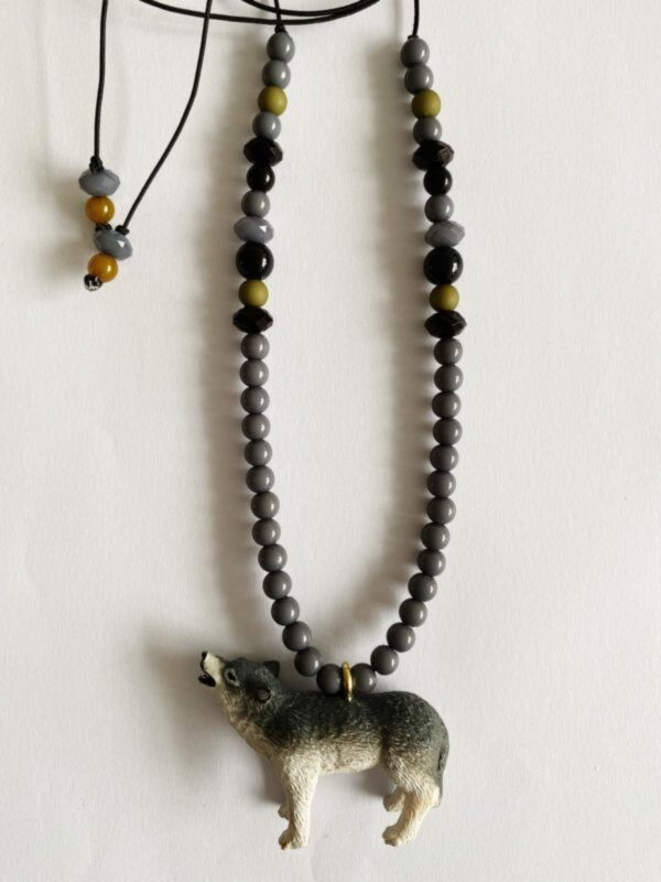 By Melo, kinderketting stoer Wes de Wolf