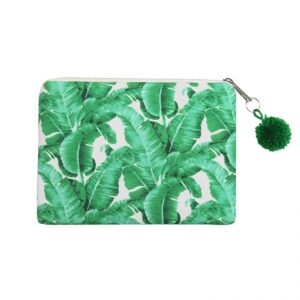 Make - up tasje / etui , Botanische print