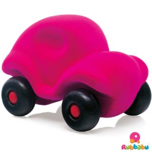 Rubbabu, little car auto Pink