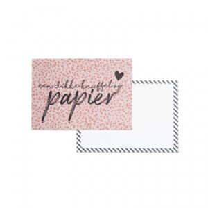Studio Steef, kaart A6, Dikke knuffel op papier