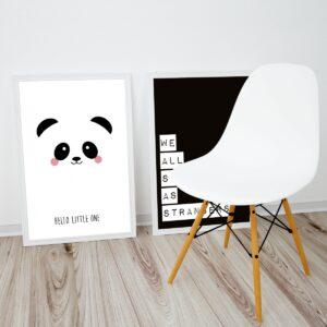 Studio Inktvis, Poster Panda a3