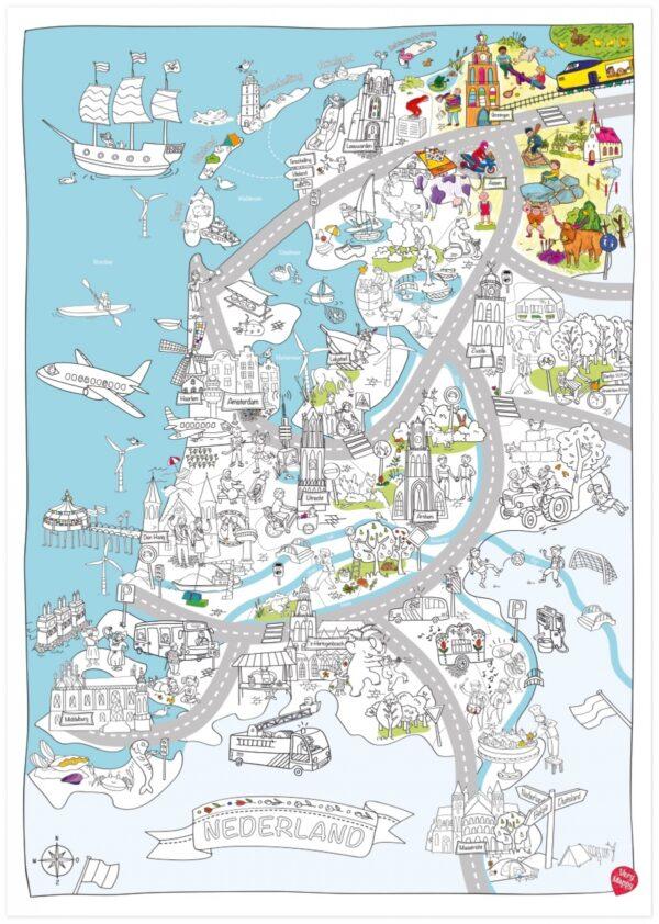 Very Mappy, Nederland **nog 2 op voorraad